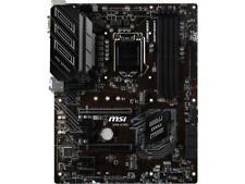MSI PRO Z390-A PRO LGA 1151 (300 Series) Intel Z390 SATA 6Gb/s USB 3.1 ATX Intel