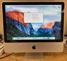 Apple iMac 20-inch February 2008 2.4GHz Intel Core 2 Duo (MA877LL)