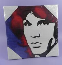 Jim Morrison LP Album Size Stretched Canvas Print, Still Sealed