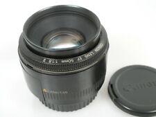 Canon LENS EF 1,8/50 50mm 1:1,8 II defekt defect out of order