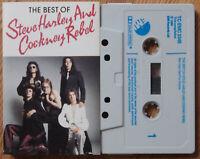 STEVE HARLEY / COCKNEY REBEL - BEST OF (EMI TC-EMC 3345) 1980 UK CASSETTE TAPE
