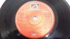 MANNA DEY  BENGALI SONGS rare EP RECORD 45 vinyl INDIA 1974 VG