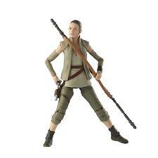 """Star Wars Black Series #58 """"Rey (isla viaje)"""" figura de acción (HASBRO)"""