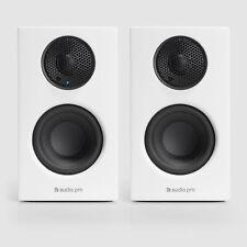 Audio Pro Addon T8L Aktiv Bluetooth Regallautsprecher/Boxen/Speaker-Artic White