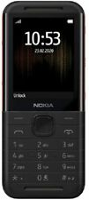 Nokia 5310 2.4 Inch 8 MB UK SIM-Free 2G Feature Phone (Dual Sim) - Black/Red
