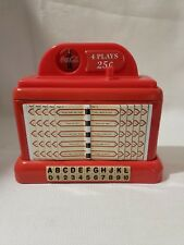 Coca Cola Jukebox Tin Bank