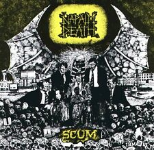 "Napalm Death ""Scum"" CD - NEW!"