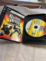Guitar Hero: World Tour (Microsoft Xbox 360, 2008) - European Version