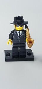 LEGO 71002 - Series 11 Minifigure - Saxophone Player - Minifig
