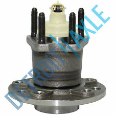 New REAR 2000-05 Saturn L Series 5 Bolts ABS Wheel Hub and Bearing Assembly