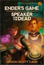 Ender's Game & Speaker for the Dead by Orson Scott Card ..NEW Hardcover (2-in-1)