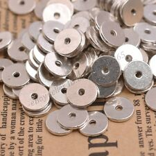 Tibetan Silver/Gold/Bronze Rings Spacer Beads Jewelry Findings 10x1MM B3079