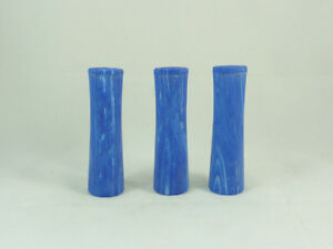 3 NEW ACRYLIC STEM MOUTHPIECE FOR PIPES PIPA  PFEIFE MADE IN ITALY