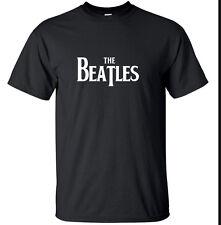 The Beatles - Black or White - retro rock music T Shirt Magical (Small - 2XL)