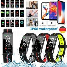 F10 Smart Watch Band Herzfrequenz Blutdruckmessgerät Tracker Fitness Armband #