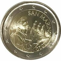 San Marino 2020 FDC Santo Marino Avec Le Monte Titano