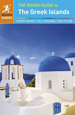 Rough Guide the Greek Islands Greece Free shipping NEW