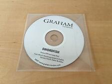 Used - CD Rom GRAHAM SWORDFISH -  Usado en tienda - Item For Collectors