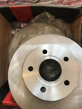 JEEP GRAND CHEROKEE Mk2 2.7D 2x Brake Discs (Pair) Vented Front 01 to 05 305mm