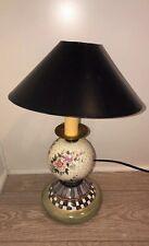 Vintage MacKenzie Childs Lamp
