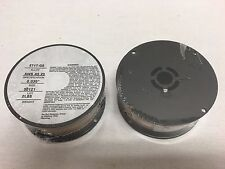 2 rolls 2lb ea .035 E71T-GS Flux Cored Gasless Steel Mig Weld Wire Comeaux USA