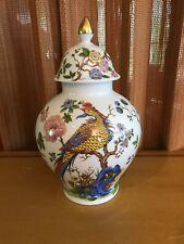 Kaiser NANKING Birds & Flowers - Large GINGER JAR COVERED VASE