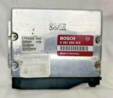BMW E36 325i E34 525i M50 Bosch ECU DME Computer 0 261 200 413 Red Label OEM
