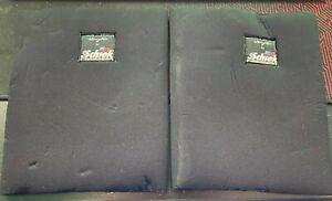 "NEW SCHIEK KNEE SLEEVES 1140 Black 1/4"" Neoprene XL (NEW NO BOX)"