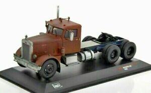 Peterbilt 281 Tracteur  rusty's  film version camion américain 1/43  ixo
