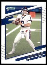 2021 Donruss Base #78 Daniel Jones - New York Giants
