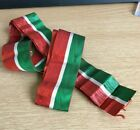 WW1 Mercantile Marine Medal ribbon original one piece 36 inches long