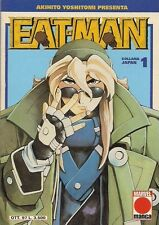 EATMAN COLLANA JAPAN VOLUME 1 EDIZIONE PLANET MANGA