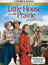 Little House On The Prairie Season 6 Deluxe Remastered Edition [DVD] New