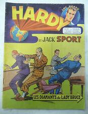 hardy et jack sport 26 les diamants de lady bruce   artima  1957