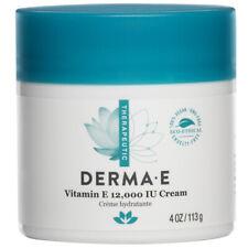 DERMA E - Vitamin E Severely Dry Skin Creme - 4 oz. (113 g)
