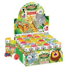 Dschungel Tiere Jungen Mädchen Bubble Blowing Wannen Kinderzimmer Garten Party Tasche Füller