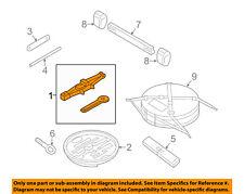 PORSCHE OEM 10-18 Panamera Jack-Rear Body & Floor-Jack 971011031
