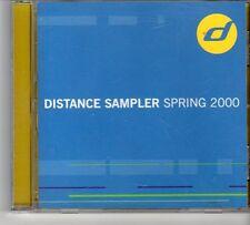 (FD702) Distance Sampler Spring 2000 - House Proud, 6 tracks - CD
