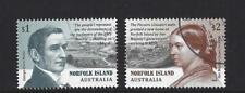 NORFOLK ISLAND 2019 PITCAIRN SETTLEMENT FINE USED