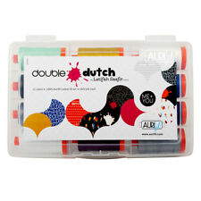 AURIFIL THREAD SET DOUBLE DUTCH FROM LATIFAH SAAFIR 100% COTTON 50WT