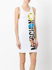 Vestidos de mujer de color principal blanco 100% algodón