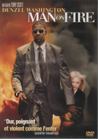 DVD Man of Fire Denzel Washington Occasion