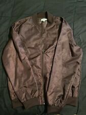The Rail Bomber Jacket. Size large In Burgundy. Streetwear Nordstrom