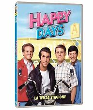 Dvd HAPPY DAYS - ** Stagione 03 - (Box 4 Dischi) ** ......NUOVO
