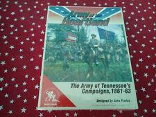 The Army of the Heartland John Prados' Clash of Arms Game Shrink Wrapped Copy