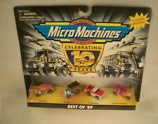 BEST of '89   Micro Machines Set   New/Sealed  '57 Ranchero, Woody ++
