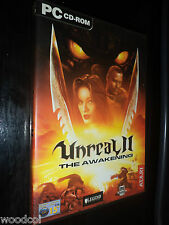 Unreal II 2 The Awakening    pc game   shooter