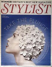 STYLIST Magazine #72 6 April 2011 Spa Etiquette MICHELLE WILLIAMS Zaha Hadid @ex
