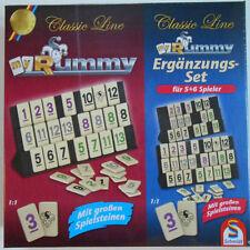 Schmidt Rummikub Gesellschaftsspiele aus Kunststoff