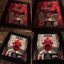 2 VERY RARE! DMX Platinum Record Disc Album Music Award MTV Grammy Jay Z RIAA
